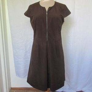 MARC NEW YORK Sheath Dress Chocolate 10